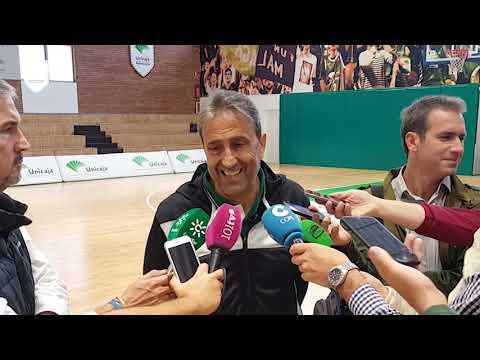 Unicaja de Málaga prueba su fuerza sin Jaime Fernández