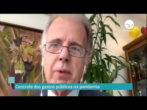 Jose Múcio discute controle de gastos públicos na pandemia - 18/06/20