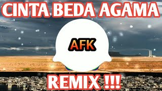 DJ CINTA BEDA AGAMA SLOW REMIX TERBARU 2019 FULL BASS