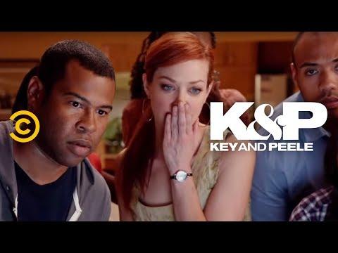 Herní senzory - Key & Peele