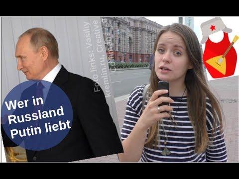 Wer in Russland Putin liebt [Video]
