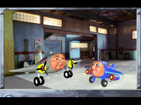 Jay Jay the Jet Plane Earns His Wings (PC Game) - Joseph