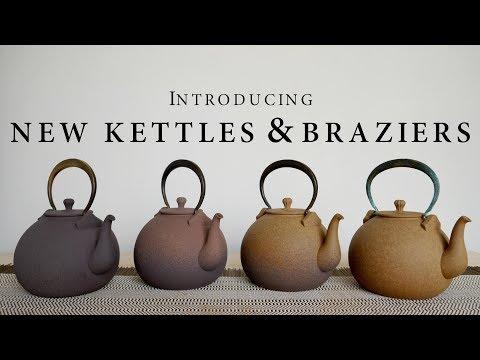 Kettles & Braziers