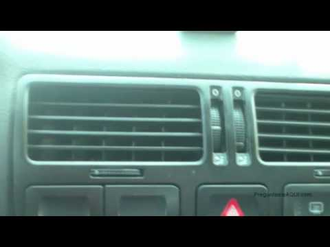 How to fix Turn Signals on a 2000 2001 2003 2004 Volkswagen Jetta