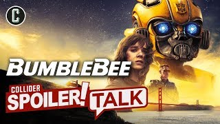 Bumblebee Spoiler Review: Why It Brings Hope To G1 Tranformers Fans