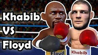Khabib Nurmagomedov VS Floyd Mayweather - how the fight will go