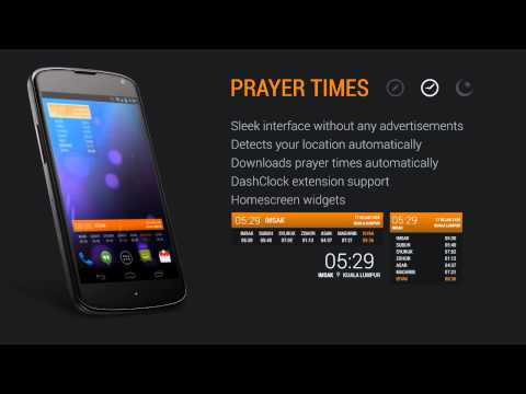 Video of Malaysia Prayer Times