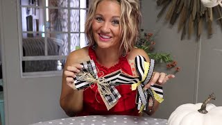 How To Make The Easiest Bow Ever!