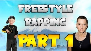 FREESTYLE RAPPING IN CS:GO   Part 1