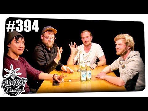Maskottchen, Stadt und Land | Almost Daily #394 mit Ben, Lars, Viet & René