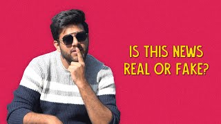 Is This News Real Or Fake? | Ft. Rohit & Aakansha | Ok Tested