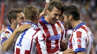 preview picture of video 'Gol de Supercopa de España 2014 (vuelta) Atlético de Madrid - Real Madrid (Tiempo de Juego COPE)'
