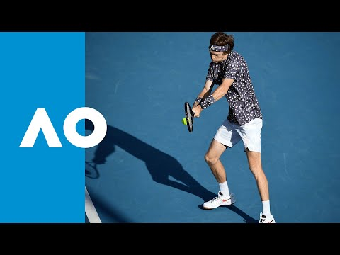 Christopher O'Connell v Andrey Rublev match highlights (1R) | Australian Open 2020