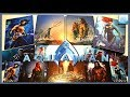 AQUAMAN - LIMITED DOUBLE LENTICULAR FULL SLIP BLU-RAY STEELBOOK UNBOXING - MANTA LAB EXCLUSIVE #024