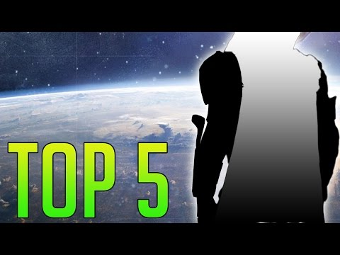 Destiny - Top 5 Hunter Cloaks