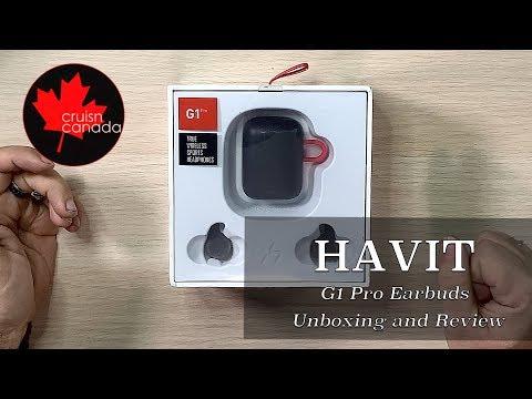 Havit G1 Pro Earbuds | Worth the Price Tag?