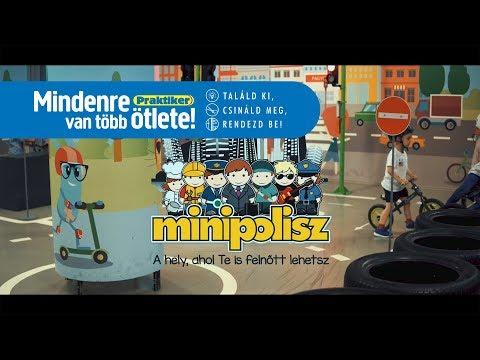 Praktiker Kft.  - Minipolisz, Mini Praktiker