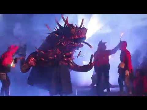 Dimonis de Teià - Pregó de Festa Major 2017