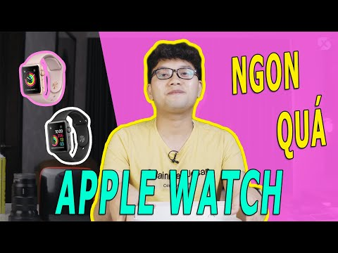 SẼ THẬT TIẾC nếu KHÔNG MUA ĐƯỢC 4 mẫu Apple Watch này!