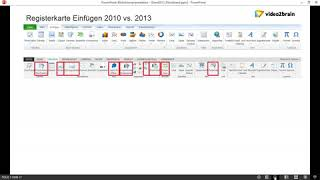 Excel 2013 für Profis - Neuerungen beim Menüband (1/2)