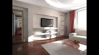 Ремонт в зале, вынос мебели.