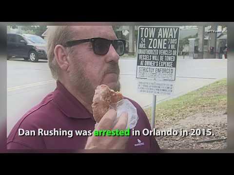 Man Arrested For Doughnut Glaze Gets Huge Payout