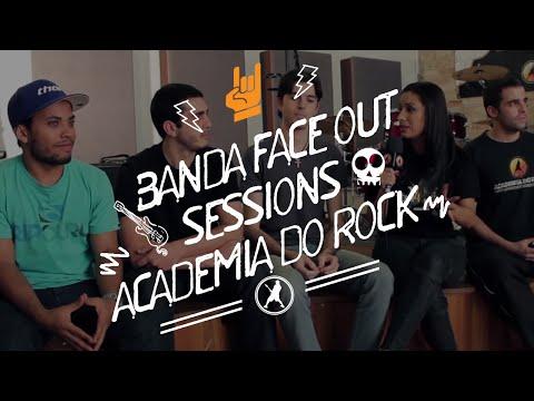 Academia do Rock TV - Banda Face Out