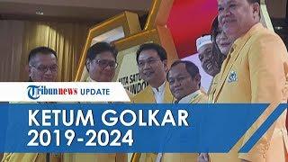 Munas Golkar, Airlangga Hartarto Kembali Terpilih sebagai Ketua Umum Partai Golkar Periode 2019-2024