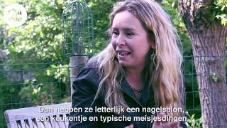 Documentairemaakster Sunny Bergman over mannen en gender(on)gelijkheid