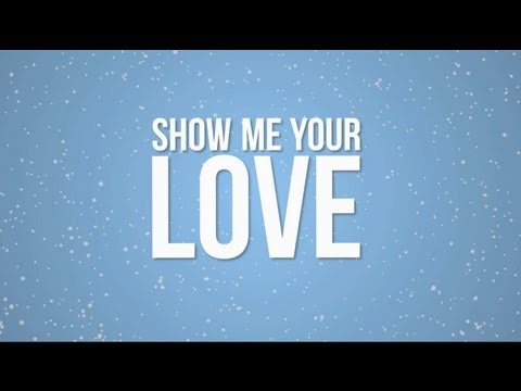 Chris Jacob - Show Me Your Love (Lyric video) HD