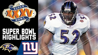 Super Bowl XXXV Recap: Ravens vs. Giants | NFL