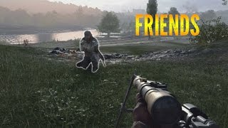 HOW TO MAKE FRIENDS ON BATTLEFIELD 1!