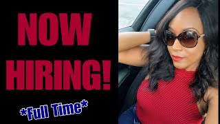 $15-$20 Hourly Work From Home Job Available Today