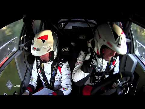 Rally Chile 2019 - Highlights of DAY 1