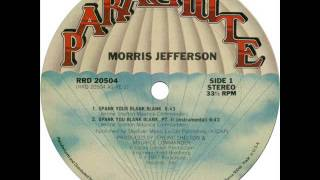 Morris Jefferson - Spank Your Blank Blank (Astrolabio Discotheque) 1977