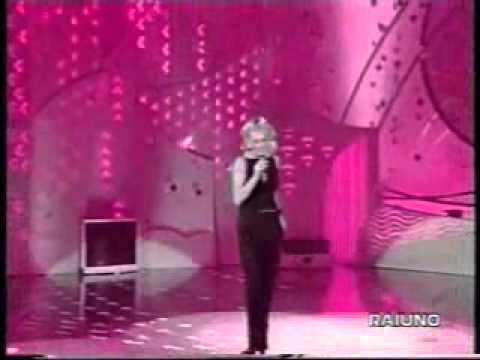 Anna oxa come dirsi ciao 1999