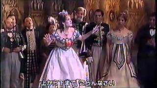 マーリス・ペーターゼン喜歌劇こうもり「侯爵様、あなたのようなお方は」