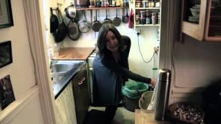 Laura Calder Tours A Tiny Paris Kitchen