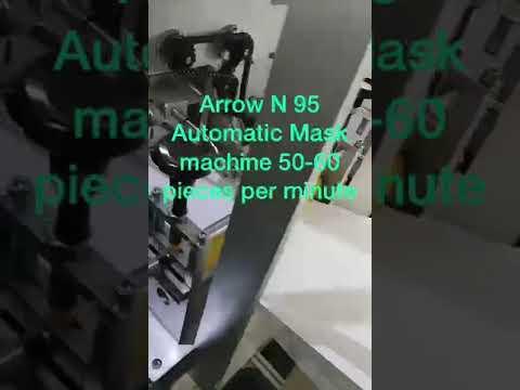 N 95 Mask Making Machine