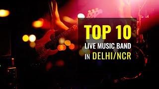 Top 10 Live Music Bands in Delhi NCR - sakib