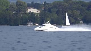 Evian One sur le lac Léman