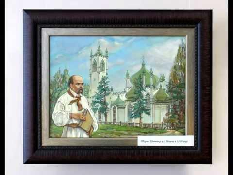 Виставка живопису черкаської художниці Неоніли Недосєко - YouTube