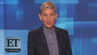 Ellen Might End Talk Show