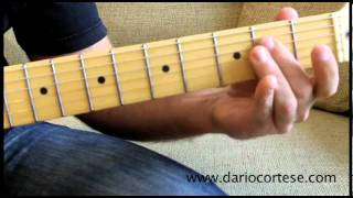 Alan Jackson - I Don't Even Know Your Name Part 1 of 3 (Country Guitar Lesson)