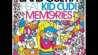 DAVID GUETTA feat. KID CUDI Memories (ARMAND VAN HELDEN Vocal Mix)