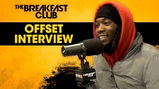 Offset On Keeping Kulture Out The Public Eye, Almost Losing Cardi B + His Solo Debut