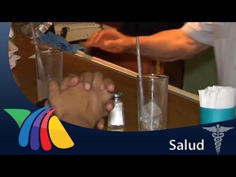 Hacer una solución hipertónica de lavado nasal