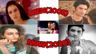 KIS DESH MEIN HAI MERA DIL CAST THEN AND NOW(2020).