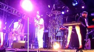 Chromeo and Ezra Koenig - Coachella