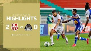 CAF CL   CR Belouzidad 2 – 0 TP Mazembe